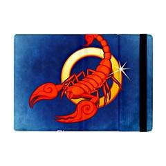 Zodiac Scorpio Apple iPad Mini Flip Case