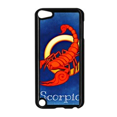 Zodiac Scorpio Apple iPod Touch 5 Case (Black)