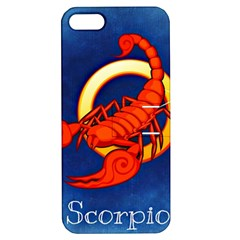 Zodiac Scorpio Apple iPhone 5 Hardshell Case with Stand