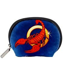 Zodiac Scorpio Accessory Pouches (Small)