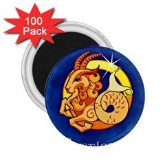Zodiac Capricorn 2.25  Magnets (100 pack)