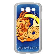Zodiac Capricorn Samsung Galaxy Grand DUOS I9082 Case (White)