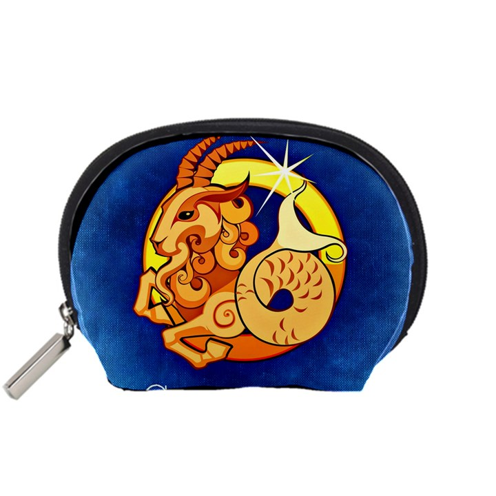 Zodiac Capricorn Accessory Pouches (Small)
