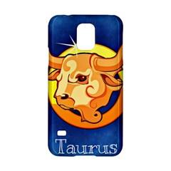 Zodiac Taurus Samsung Galaxy S5 Hardshell Case