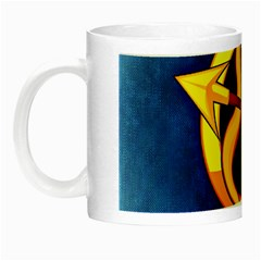 Zodiac Sagittarius Night Luminous Mugs