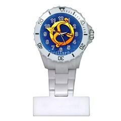 Zodiac Sagittarius Plastic Nurses Watch