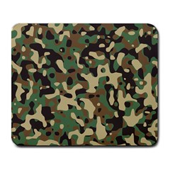 Army Camouflage Large Mousepads