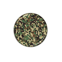 Army Camouflage Hat Clip Ball Marker (10 pack)