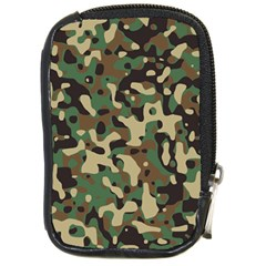 Army Camouflage Compact Camera Cases