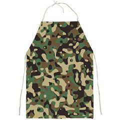 Army Camouflage Full Print Aprons