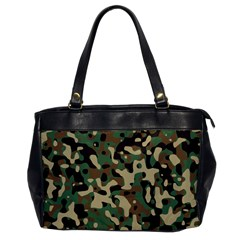 Army Camouflage Office Handbags