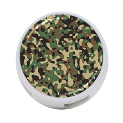 Army Camouflage 4-Port USB Hub (Two Sides)