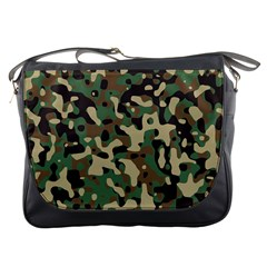 Army Camouflage Messenger Bags