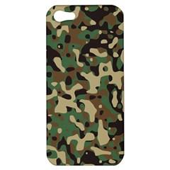 Army Camouflage Apple iPhone 5 Hardshell Case