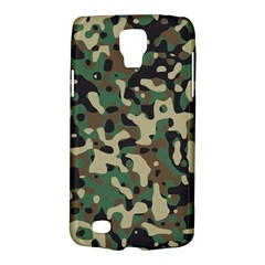 Army Camouflage Galaxy S4 Active