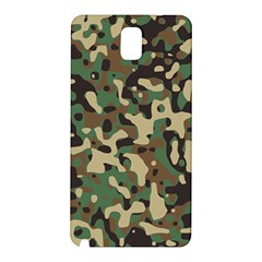 Army Camouflage Samsung Galaxy Note 3 N9005 Hardshell Back Case