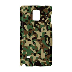 Army Camouflage Samsung Galaxy Note 4 Hardshell Case