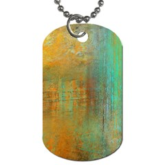 The WaterFall Dog Tag (One Side)