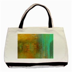 The Waterfall Basic Tote Bag (two Sides)