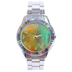 The WaterFall Stainless Steel Analogue Watch