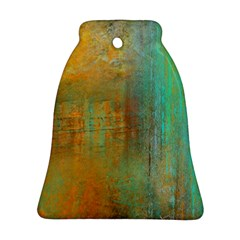 The WaterFall Bell Ornament (Two Sides)