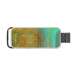 The WaterFall Portable USB Flash (One Side)
