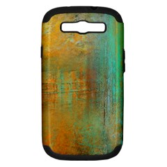 The WaterFall Samsung Galaxy S III Hardshell Case (PC+Silicone)