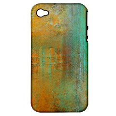 The Waterfall Apple Iphone 4/4s Hardshell Case (pc+silicone)