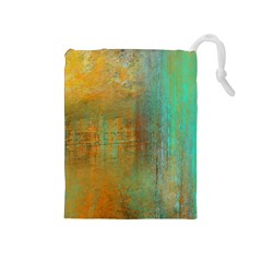 The Waterfall Drawstring Pouches (medium)