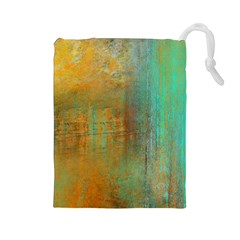 The Waterfall Drawstring Pouches (large)