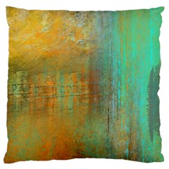 The WaterFall Large Flano Cushion Case (One Side)