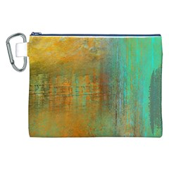 The WaterFall Canvas Cosmetic Bag (XXL)