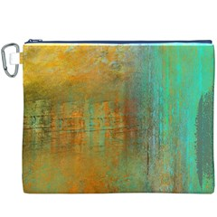 The Waterfall Canvas Cosmetic Bag (xxxl)