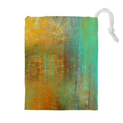 The Waterfall Drawstring Pouches (extra Large)