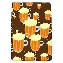 A Fun Cartoon Frothy Beer Tiling Pattern Flap Covers (l)