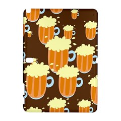 A Fun Cartoon Frothy Beer Tiling Pattern Galaxy Note 1