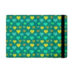 Hearts Seamless Pattern Background Apple iPad Mini Flip Case