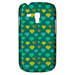 Hearts Seamless Pattern Background Galaxy S3 Mini