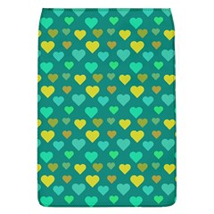 Hearts Seamless Pattern Background Flap Covers (l)