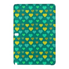 Hearts Seamless Pattern Background Samsung Galaxy Tab Pro 12 2 Hardshell Case