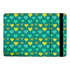 Hearts Seamless Pattern Background Samsung Galaxy Tab Pro 10.1  Flip Case