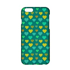 Hearts Seamless Pattern Background Apple Iphone 6/6s Hardshell Case