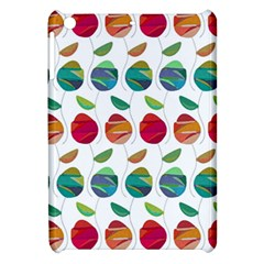 Watercolor Floral Roses Pattern Apple iPad Mini Hardshell Case