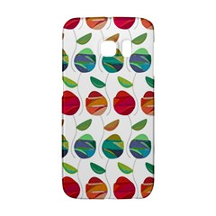 Watercolor Floral Roses Pattern Galaxy S6 Edge