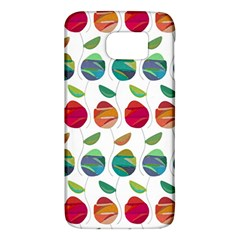 Watercolor Floral Roses Pattern Galaxy S6
