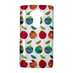 Watercolor Floral Roses Pattern LG G4 Hardshell Case