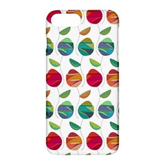Watercolor Floral Roses Pattern Apple Iphone 7 Plus Hardshell Case