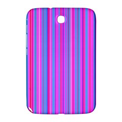 Blue And Pink Stripes Samsung Galaxy Note 8 0 N5100 Hardshell Case