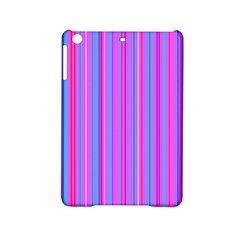 Blue And Pink Stripes Ipad Mini 2 Hardshell Cases