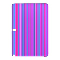 Blue And Pink Stripes Samsung Galaxy Tab Pro 10 1 Hardshell Case